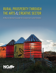 Link to Rural Prosperity through the Arts & Creative Sector